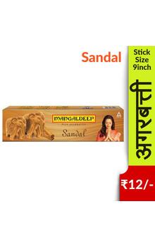 Mangaldeep Puja Agarbatti - Sandal