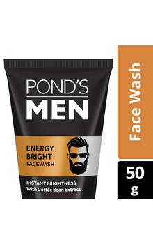 Ponds Men Energy Bright Face Wash - 50g