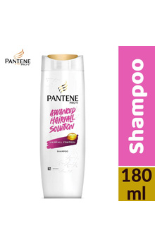 Pantene Shampoo - Hairfall Control 180ml Bott...