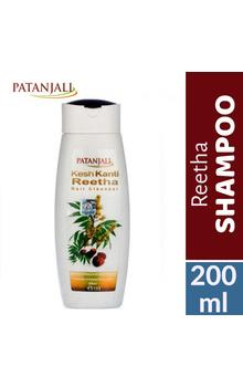 Patanjali Shampoo - Reetha 200ml