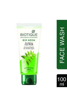 Biotique Bio Neem Purifying Neem Face Wash - ...