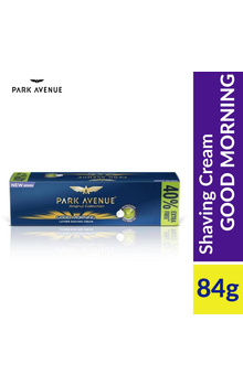 Park Avenue Lather Shaving Cream - Good Morni...
