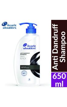Head & Shoulder Anti-Dandruff Shampoo - Silky...