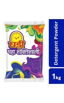 Ghadi Detergent Washing Powder 1kg