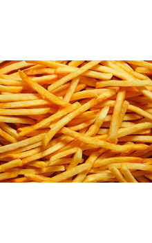 Frozen French Fries 750 GM