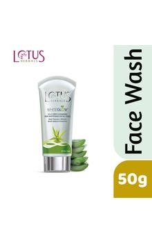 Lotus Herbals White Glow 3-in-1 Deep Cleansin...