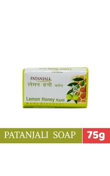 Patanjali Soap - Lemon Honey Bathing Bar 75g