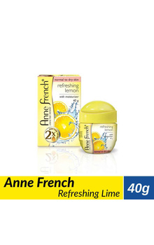 Anne French Hair Removal Cream - Refreshing L...