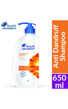Head & Shoulder Anti-Dandruff Shampoo - Anti ...
