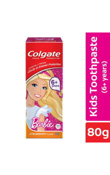 Colgate Kids ToothPaste BARBIE (6+years)