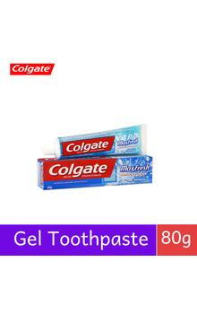 Colgate MaxFresh BLUE Toothpaste 80g