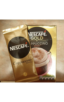 Nescafe Gold Cappuccino Instant Coffee 1 SAC...