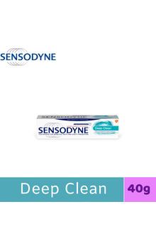 Sensodyne Deep Clean ToothPaste - 80g