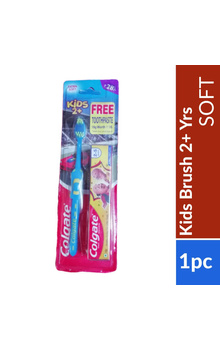 Colgate Kids Toothbrush 2yrs+ Car (Colour May...