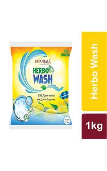 Patanjali Herbal Superior Detergent Washing P...
