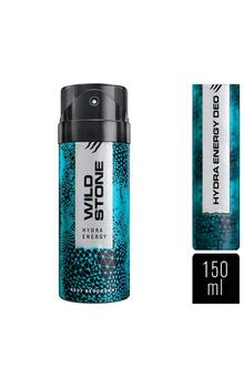 Wild Stone Body Deo Spray - HYDRA ENERGY 150m...