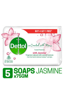 Dettol Bathing Bar Soap - Co-created with mom...