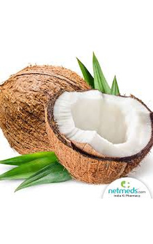 Coconut - Medium/Nariyal, 1 pc