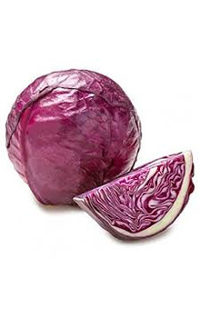 Cabbage - Red, 500 g
