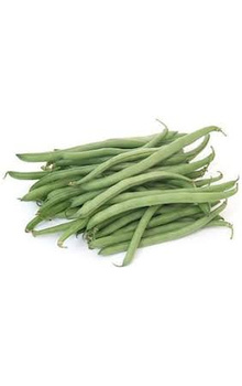 Beans - French, Round, 250 g