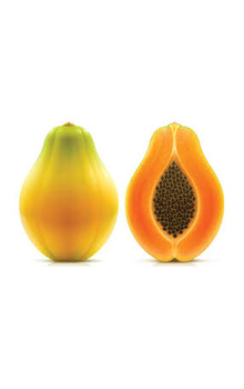 Papaya Medium/Papita, 1 pc 1 kg - 1.5 kg