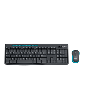 Logitech Mk275 Keyboard & Mouse