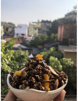 WEIGHT LOSS GRANOLA CEREAL-CHOCOLATE FLAVOUR-1-sm