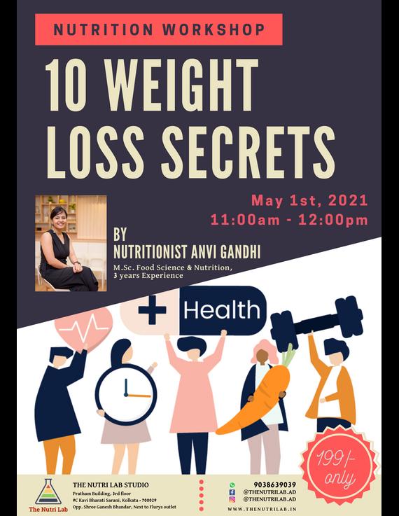 10 WEIGHT LOSS SECRET WORKSHOP-0001