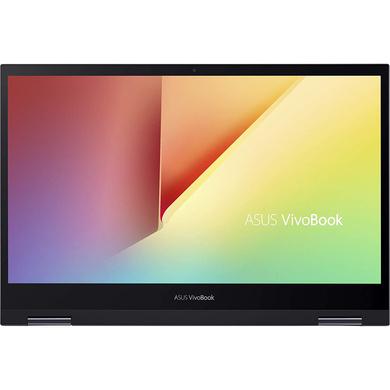 ASUS VivoBook Flip 14 TM420IA-EC096TS 2020 14.0-inch Laptop (3rd Gen Ryzen 3 4300U/4GB/256GB SSD/Windows 10 Home (64bit)/Integrated Graphics), Bespoke Black-3
