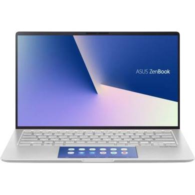 ASUS ZenBook 14 UX434FL-A5822TS Intel Core I5 10th Gen 14-Inch FHD Thin & Light Laptop (8GB RAM/MS-Office 2019/Windows 10/512GB PCIe SSD/2GB NVIDIA GeForce MX250 Graphics/1.26 Kg)-UX434FL-A5822TS