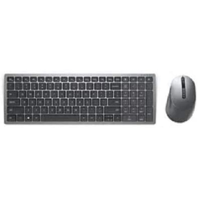Dell Multi-Device Wireless Keyboard and Mouse - KM7120W-2