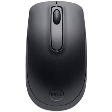 Dell wireless Optical Mouse - WM118 -  Black-WM118