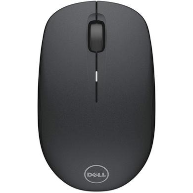 Dell wireless Optical Mouse - WM126 - Black-WM126