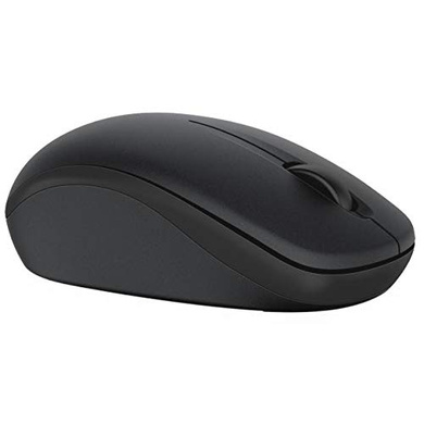Dell wireless Optical Mouse - WM126 - Black-2