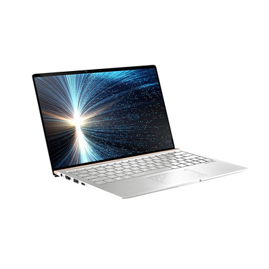 ASUS ZenBook 13 UX333FA-A4117T 13.3-inch FHD Thin and Light Laptop (8th Gen Intel Core i5-8265U/8GB RAM/512GB PCIe SSD/Windows 10/Integrated Graphics/1.19 Kg), Icicle Silver Metal-1