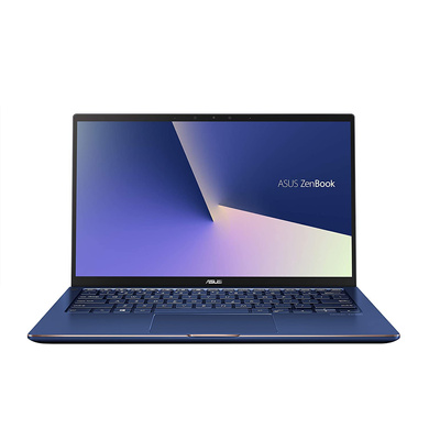 ASUS ZenBook Flip 13 UX362FA Intel Core i5 8th Gen 13.3-inch FHD Touchscreen 2-in-1 Thin & Light Laptop (8GB RAM/512GB NVMe SSD/Windows 10/Integrated Graphics/Royal Blue/1.30 Kg), UX362FA-EL501T-4