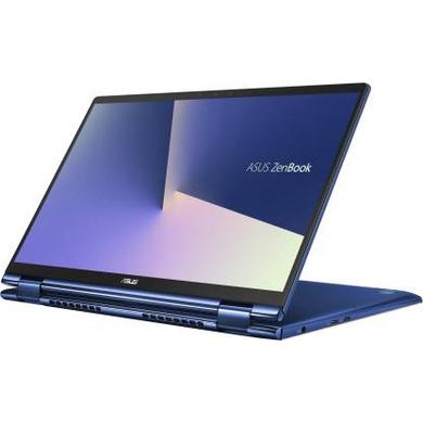 Asus ZenBook Flip 3 Core i7 8th Gen - (8 GB/512 GB SSD/Windows 10 Home) UX362FA-EL701T 2 in 1 Laptop  (13.3 inch, Royal Blue, 1.30 kg)-2