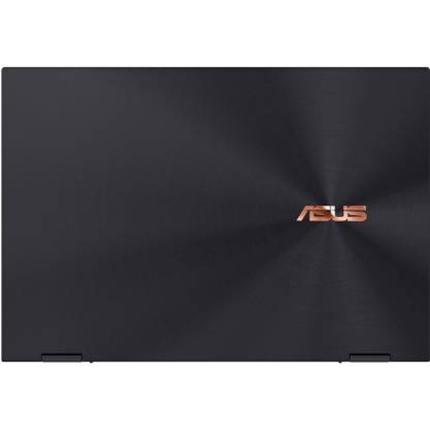 Asus ZenBook Flip S OLED Core i7 11th Gen - (16 GB/1 TB SSD/Windows 10 Home) UX371EA-HL701TS Thin and Light Laptop  (13.3 inch, Jade Black, 1.20 kg, With MS Office)-4