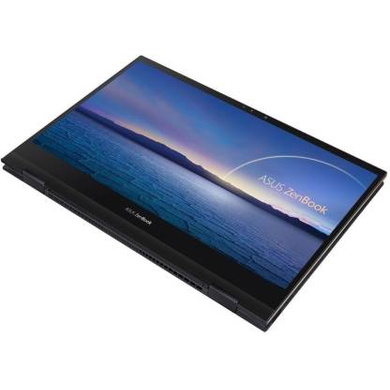 Asus ZenBook Flip S OLED Core i7 11th Gen - (16 GB/1 TB SSD/Windows 10 Home) UX371EA-HL701TS Thin and Light Laptop  (13.3 inch, Jade Black, 1.20 kg, With MS Office)-5