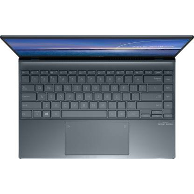 ASUS ZenBook 14 (2020) Intel Core i5-1035G1 10th Gen 14-inch FHD Thin and Light Laptop (8GB RAM/512GB NVMe SSD/Windows 10/MS Office 2019/Integrated Graphics/Pine Grey/1.17 kg), UX425JA-BM076TS-1