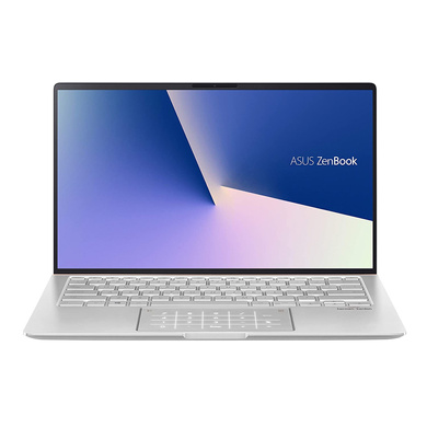 ASUS ZenBook 14 UX433FA-A5822TS Intel Core i5 10th Gen 14-inch FHD Thin & Light Laptop (8GB RAM/512GB PCIe SSD/Windows 10/MS-Office 2019/Integrated Graphics/1.26 Kg), Icicle Silver-UX433FA-A5822TS