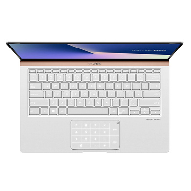 ASUS ZenBook 14 UX433FA-A6111T 14-inch FHD Thin and Light Laptop (8th Gen Intel Core i7-8565U/8GB RAM/512GB PCIe SSD/Windows 10/Integrated Graphics/1.19 Kg), Icicle Silver Metal-3