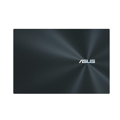 ASUS ZenBook Duo Intel Core i5-10210U 10th Gen 14-inch FHD Thin and Light Touch Laptop (8GB RAM/512GB NVMe SSD/Windows 10/MS Office 2019/2GB NVIDIA GeForce MX250 Graphics/1.60 Kg), UX481FL-HJ551TS-1