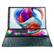 Asus ZenBook Pro Duo Core i7 9th Gen - (32 GB/1 TB SSD/Windows 10 Home/6 GB Graphics) UX581GV-HM7201T 2 in 1 Laptop  (15.6 inch, Celestial Blue, 2.50 kg)-UX581GV-HM7201T-sm