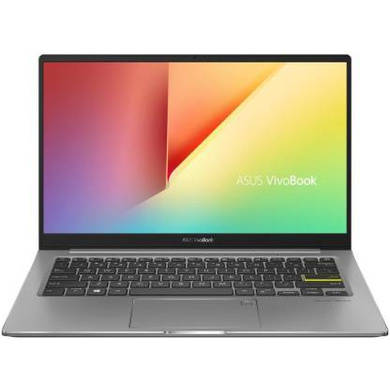 ASUS VivoBook S S13 Core i5 11th Gen - (8 GB/512 GB SSD/Windows 10 Home) S333EA-EG501TS Thin and Light Laptop  (13.3 inch, Gun Grey, 1.20 kg, With MS Office)-3