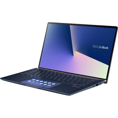 ASUS ZenBook 14 Core i7 8th Gen - (16 GB/1 TB SSD/Windows 10 Home/2 GB Graphics) UX434FL-A7801T Thin and Light Laptop  (14 inch, Royal Blue, 1.35 kg)-1