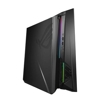 ASUS ROG Huracan G21CN-D-IN018T Intel Core i5-9400F 9th Gen Gaming Desktop (8GB RAM/512GB NVMe SSD/Windows 10/4GB NVIDIA GeForce GTX 1650 Graphics/Black)-1