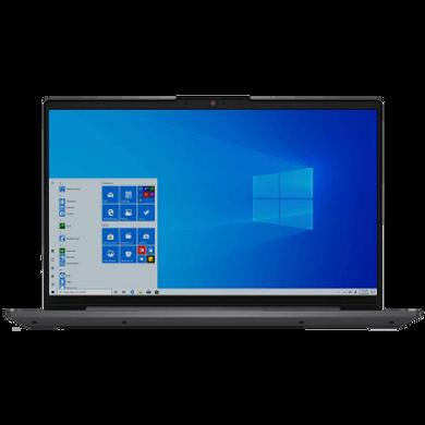 Lenovo IdeaPad Slim 5 14ITL05 Core i5 11th Gen Windows 10 Home Thin and Light Laptop (8GB RAM, 512GB SSD, Intel Iris Xe Graphics, MS Office, 35.56cm, Graphite Grey), 82FE00K0IN-82FE00K0IN