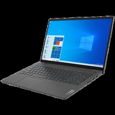 Lenovo IdeaPad Slim 5 14ITL05 Core i5 11th Gen Windows 10 Home Thin and Light Laptop (8GB RAM, 512GB SSD, Intel Iris Xe Graphics, MS Office, 35.56cm, Graphite Grey), 82FE00K0IN-1