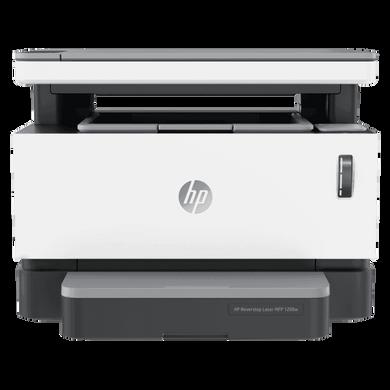 HP 1200w Multi-function WiFi Monochrome Laser Printer  (White, Grey, Toner Cartridge)-HP1200W